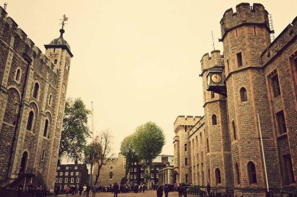 Torre de Londres - Objetivo Destino