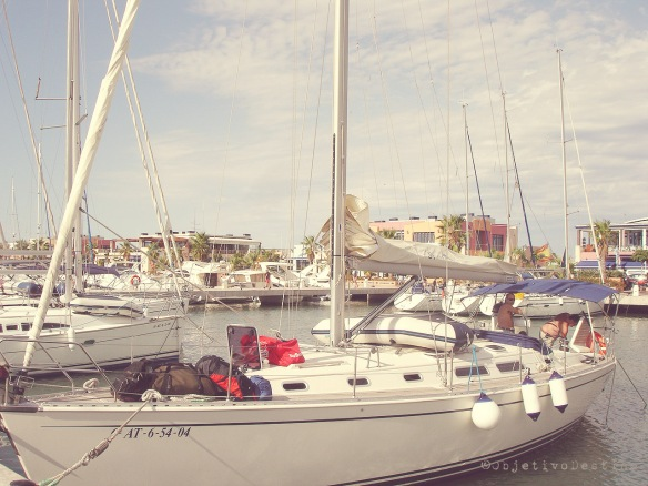 Velero a la mar - Objetivo Destino (25)